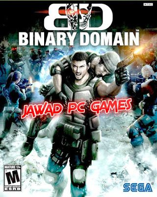 binary domain pc game free download