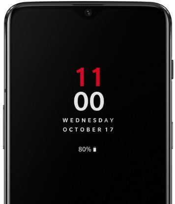 How to turn on OnePlus 6T Ambient display   Best useful tips