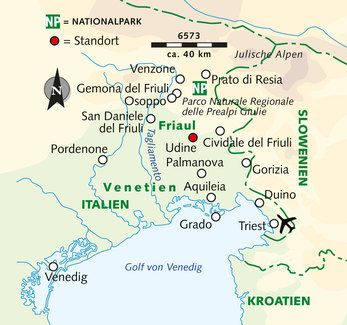 Karte Der Reise 6573 Wanderreisen Reisen Reise Packen