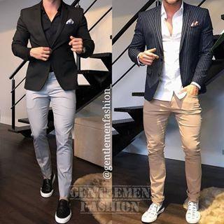 Como vestir elegante hombre