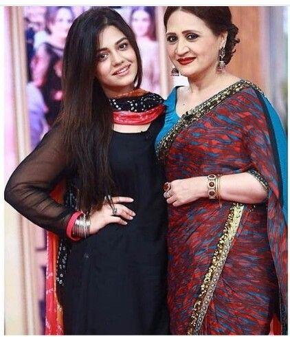 Talented mother daughter asma abbas and zara noor abbas ...