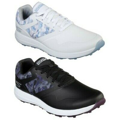 Details About Skechers Ladies Go Golf Max Draw Spikeless Shoes