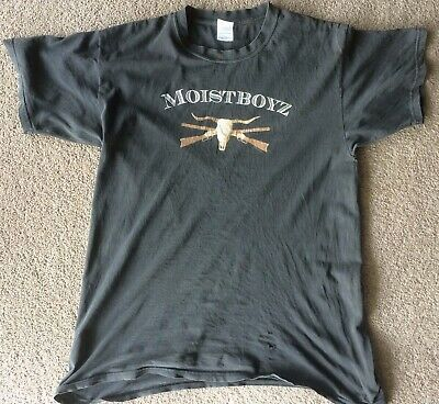 Moistboyz Official Shirt Ween Rare III LP Ipecac L Melvins Brain Wedgie Brown  #fashion #entertainment #memorabilia #musicmemorabilia (ebay link)
