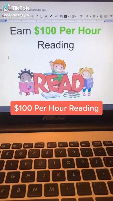 Make Money Online Reading