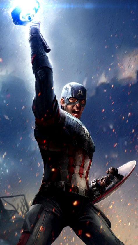 Marvel Live Wallpaper