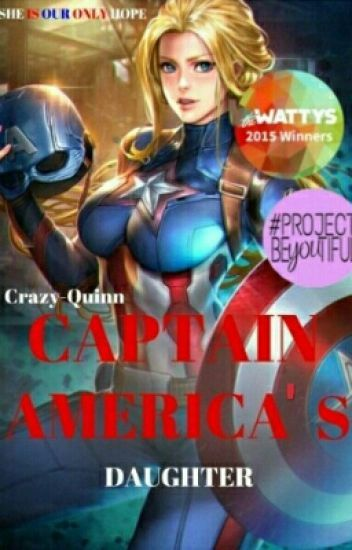 Captain America's Daughter (Not Edited) in 2019 | Avengers family