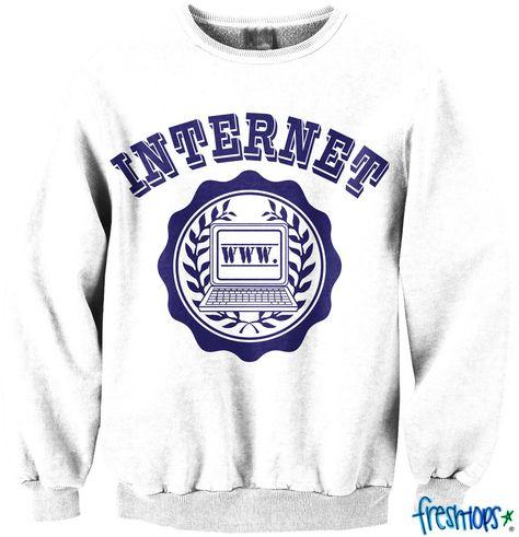 University of the Internet Sweatshirt