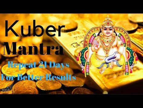 Kubera Mantra Chanted 108 Times Free Download