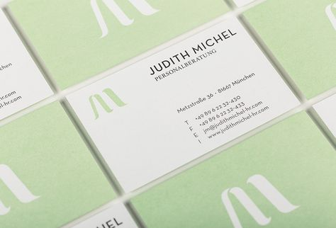 Judith Michel Redesign Des Corporate Design