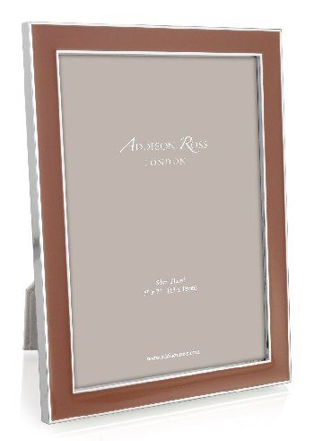 Addison Ross Terracotta Enamel 5x7 Addison Ross Ross Photo Frame