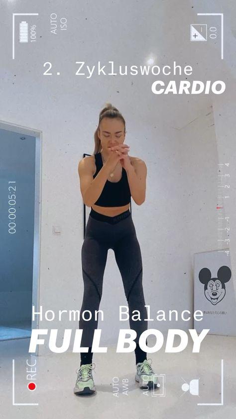 Full Body Cardio Hormon Balance