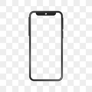 Black Phone Mock Up Handphone Wallpaper Electronik Png Transparent Clipart Image And Psd File For Free Download In 2021 Phone Mockup Black Social Media Icons Mockup