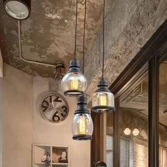 101 Indoor Nautical Style Lighting Ideas Farmhouse Pendant