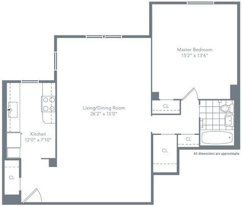 Floor Plan Comparison Floor Plans Manhattan Apartment Interior Manhattan Apartment