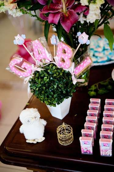 Owls baby shower   4 years old party | CatchMyParty.com