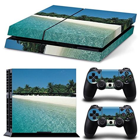 Hot American Girl skin stickers For Sony PS4 Pro Vinyl