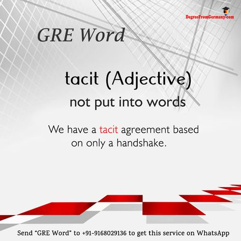 Here Is Another New Word For You Try Making A Sentence With This