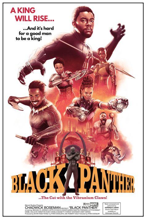 Black Panther - PosterSpy