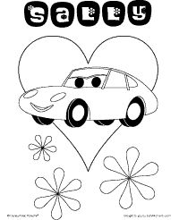 Best Disney Cars Sally Coloring Pages Pictures Best Disney Cars