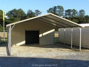 Combo Carport Center Metal Buildings Utility Buildings Utility Sheds