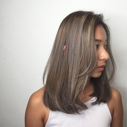 The Best Hair Color Ideas For Brunettes Hair Color For Black Hair Korean Hair Color Ash Hair Color