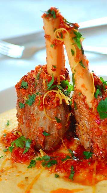 Souvlaki For The Soul - http://souvlakiforthesoul.com/lamb-shanks-with-soft-polenta