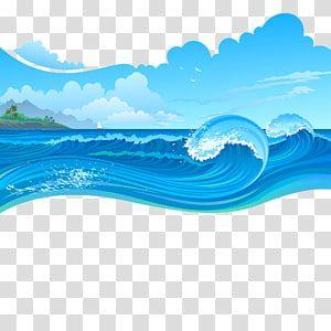 Sea Waves Graphics Art Cartoon Wave Sea Storms Transparent Background Png Clipart Waves Cartoon Wave Illustration Sea Waves