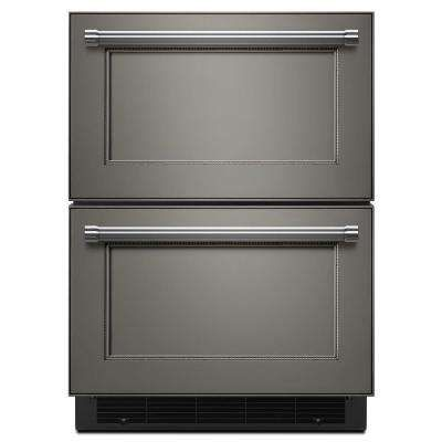 Custom Drawer Refrigerators Refrigerators The Home Depot Panel Ready Fridge Drawers In 2020 Refrigerator Panels Refrigerator Drawers Kitchen Aid