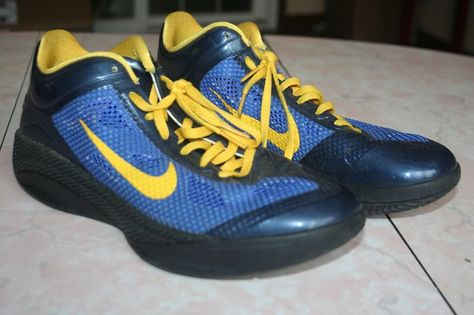 the best attitude 8cbfb 9546a NIKE ZOOM HYPERFUSE LOW ID Inspired JEREMY LIN 476682-991 Blue 8 Mens   fashion  clothing  shoes  accessories  mensshoes  athleticshoes (ebay link)