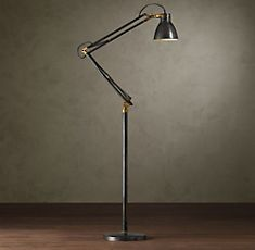 Restoration hardware industrial floor lamp a client rs room restoration hardware industrial floor lamp a client rs room pinterest industrial floor lamps restoration hardware and floor lamp aloadofball Images