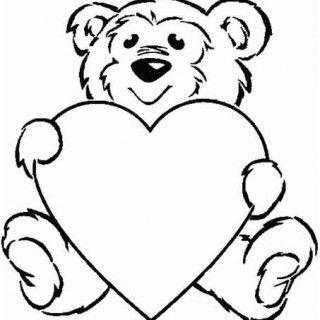 Kalpli Sevgiyi Anlatan Anaokulu Ve 1 Sinif 6 Adet Boyama