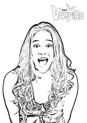 Coloriage Chica Vampiro Mirco Daisy Image Daisy Free Hd Wallpapers