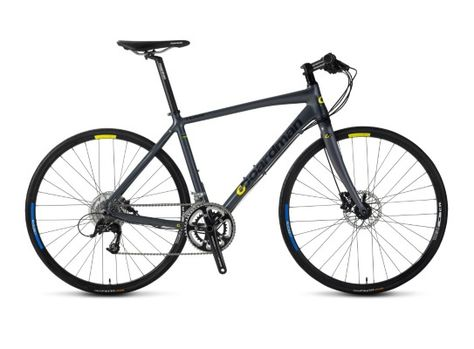 The Boardman Performance Hybrid Team Features A Lightweight Fully