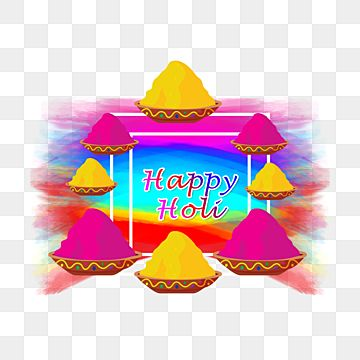 Beautiful Colorful Paint Holi Png Image Watercolor Artistic Holi Png Transparent Clipart Image And Psd File For Free Download Cool Colorful Backgrounds Holi Png Holi Colors