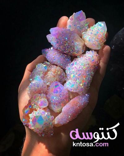 الأحجار الكريمة في مصر أنواع الأحجار الكريمة الأحجار الكريمة بالصور احجار ملونه جديدة Kntosa Com 15 19 1 Crystals And Gemstones Crystal Aesthetic Spirit Quartz