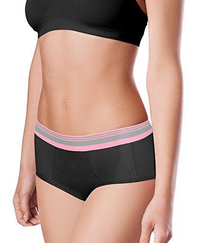 Intimate Portal Period Panties High-Cut Bikinis Menstrual Leak Proof Underwear for Women Teen Girls
