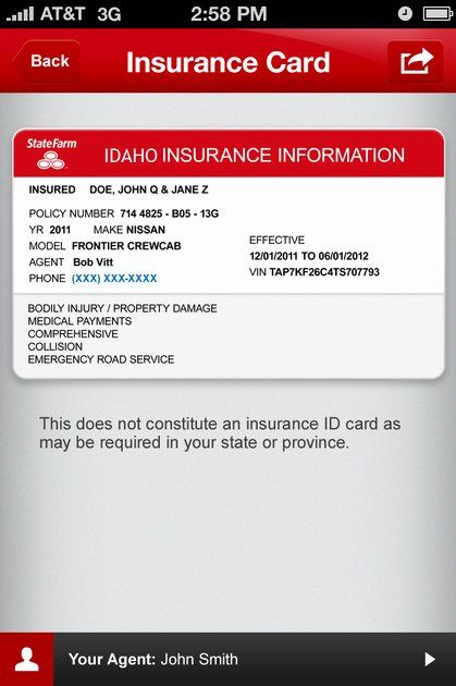 Fake Proof Of Insurance Templates Unique 15 Free Fake Auto Insurance Card Template Peterainsworth In 2021 Insurance Printable Quote Template Car Insurance