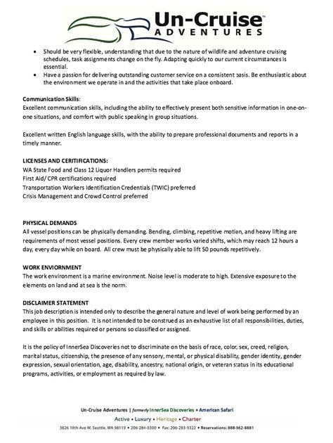 EMT Job Description - http\/\/resumesdesign\/emt-job-description - admissions counselor resume