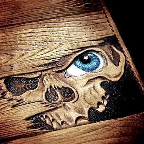 Image Result For Free Printable Wood Burning Patterns Skulls