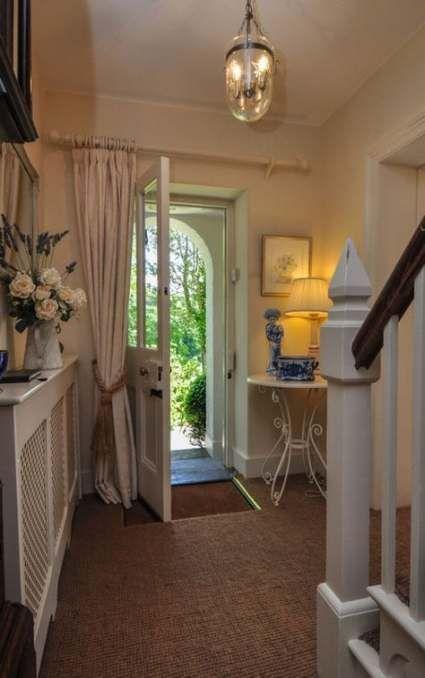 50 Ideas Farmhouse Front Door Curtain For 2019 In 2020 Front Door Curtains Front Doors With Windows Door Curtains