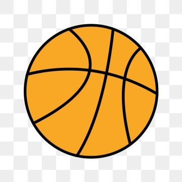 Vector Basketball Icon Clipart Basketball Basketball Icons Ball Png And Vector With Transparent Background For Free Download Basketball Ball Ball Basketball