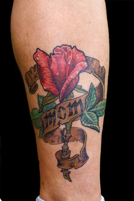 Maximilian Rothert - rose for mom