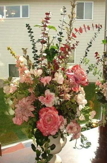 28 Ideas Flowers Arrangements For Church Altar Floral Design Large Flower Arrangements Church Flower Arrangements Flower Arrangements