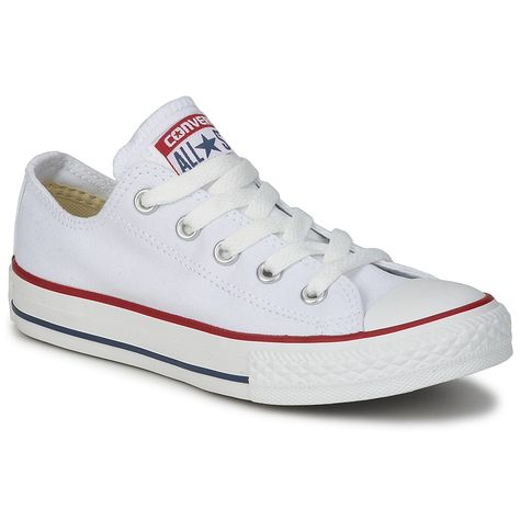 converse all star basse femme blanche