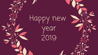 Happy New Year 2019 HD Wallpapers 3D For Desktop  Happy New Year