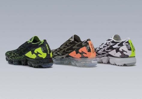 0ef9fc47d0e48 ACRONYM x Nike Air Vapormax Flyknit Moc 2.0 Thirsty Bandit in 2019 ...