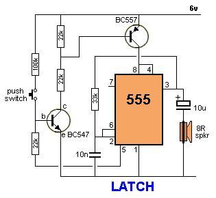 Parking sensor circuit – Electronic Circuits and Diagram-Electronics ...