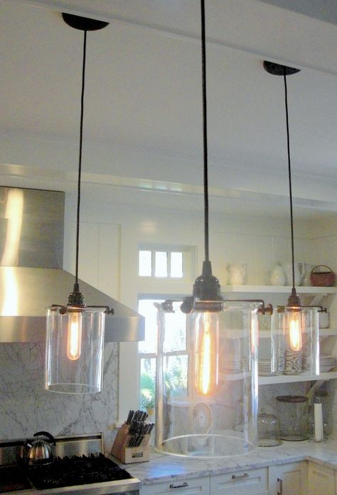 Gl Cylinder Pendant Light By Roost At Lumens Sacramento