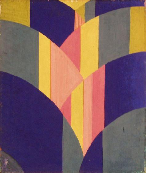 No 11 Lydia P Fuller Rudolph Schaeffer School Of Design 1926