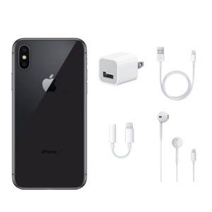 Apple iPhone X 64GB - GSM & CDMA Unlocked - Warranty - Brand New